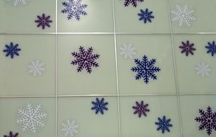 Autoadhesivas decoraciones de pared