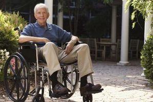 Cómo construir rampas para sillas de ruedas Uso de Especificaciones