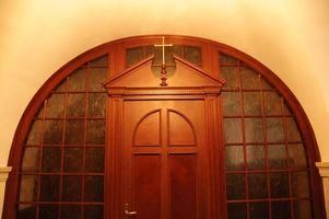 Sustitución de burletes en la parte inferior de una puerta