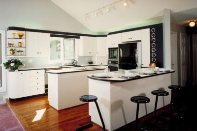 Cocinas En Forma De U Con Isla.En Forma De U Design Ideas De Cocina Digfineart Com