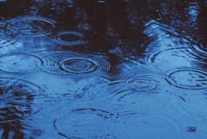 Cómo recoger agua de lluvia para uso doméstico