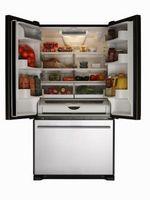 Cómo limpiar un refrigerador con bicarbonato de sodio y vinagre