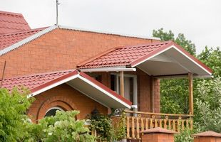 Ideas para el uso de los ladrillos rojos cuando se construye una casa