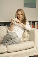 ¿Cuál es el mejor tipo de dropcloth para usar como funda de sofá?