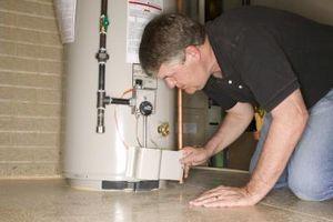 Cómo prevenir la acumulación de descamaciones en un calentador de agua caliente Elemento de calefacción