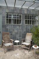 Cómo hacer que su patio como una sala al aire libre