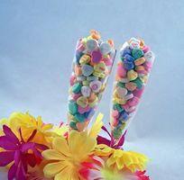 Mezcla de Centros de flores y caramelo