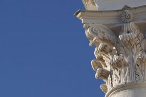 Vs. romana Columnas italianas