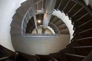 Los tipos de curvas escalera