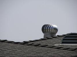 Cómo instalar una turbina de ventilación del techo