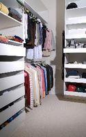 Ideas para los organizadores del armario