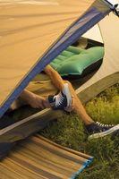 Cómo mantener el aire en un colchón de aire