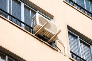 Cómo solucionar problemas de un acondicionador de aire de Haier