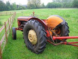 Como leer los neumáticos de tractor