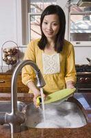 Consejos sobre el mejor detergente para lavar platos y técnicas para el lavado de platos mugrientos