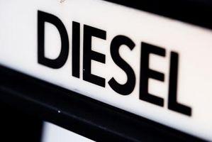 Cómo limpiar los derrames de diesel en la alfombra