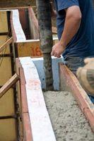Equipo de encofrado de concreto