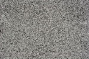 Cómo aplicar estuco & Lay piedra artificial