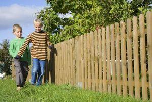 ¿Qué hacer cuando los vecinos no me gusta que la colocación de una valla?