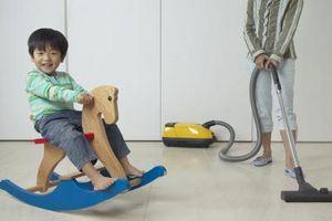 Cómo limpiar la alfombra manchada
