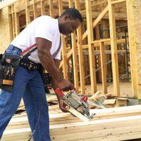 ¿Cuál es el tamaño estándar para los clavos para la construcción de viviendas?
