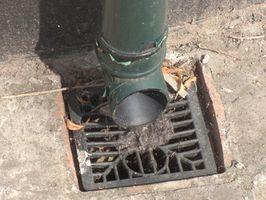 El aislamiento requerido para la tubería de drenaje en una azotea