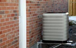 Cómo instalar bombas de calor de fuente de aire