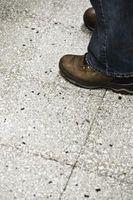 La mejor manera de arreglar una grieta en el concreto