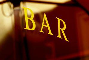 Cómo Tile un bar