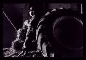 Cómo hacer un alimentador Desde un neumático de tractor