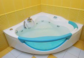 Cómo Refinish una bañera con NAPCO