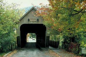 Ventajas y desventajas de los puentes cubiertos