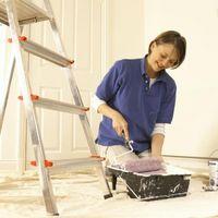Cómo volver a pintar Foyers
