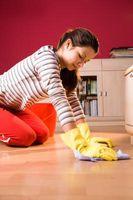 ¿Se puede utilizar suavizante de telas líquido para hacer pisos Shine?