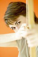 ¿Cómo pegar bambú como copias de Arco