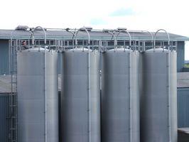 Tipos de tanques de agua de lluvia