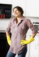 Buenos consejos de limpieza para una esposa