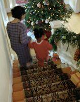 Cómo instalar una alfombra en las escaleras