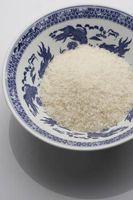Cómo cultivar arroz desde la semilla hasta la cosecha
