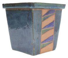 Puedo volver a usar crisoles de cerámica vidriada para la jardinería?