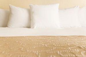 Cómo tinte Mis fundas de almohada