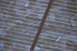 Cómo utilizar un panel solar 23V para cargar una batería de 24V