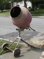 Cómo utilizar tubos para cubrir los puestos de hormigón