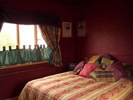 Los componentes de muebles de dormitorio