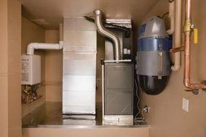 Cómo desatascar una Línea de Condensación en una casa Aire Acondicionado