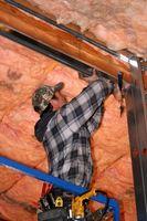 Puede soplar-en el aislamiento pueden añadir a las paredes con aislamiento de fibra de vidrio existente?