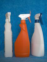 Remedios caseros para la limpieza de Cine de ducha Azulejos