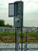 Como el tamaño de un panel de interruptores