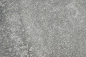 Cómo limpiar hormigón poroso
