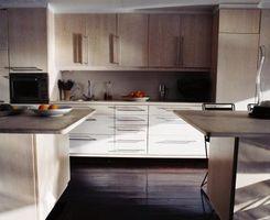 Repintado de bricolaje Muebles de Cocina - Digfineart.com